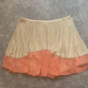 Like new Lauren Conrad ruffle skirt